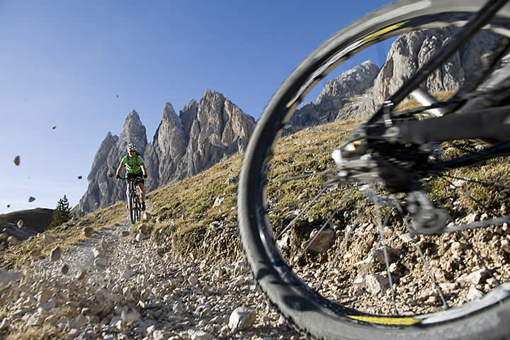 Mountain bike Alta Badia